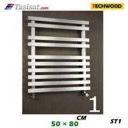 رادیاتور استیل تکوود Techwood سایز 50*80 مدل ST1