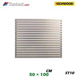 رادیاتور استیل تکوود Techwood سایز 50*100 مدل ST10