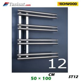 رادیاتور استیل تکوود Techwood سایز 50*100 مدل ST12
