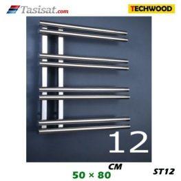 رادیاتور استیل تکوود Techwood سایز 50*80 مدل ST12