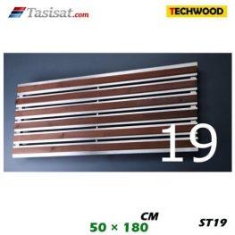 رادیاتور استیل تکوود Techwood سایز 50*180 مدل ST19