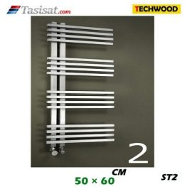 رادیاتور استیل تکوود Techwood سایز 50*60 مدل ST2