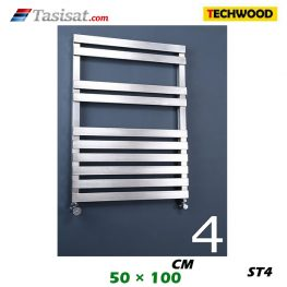 رادیاتور استیل تکوود Techwood سایز 50*100 مدل ST4