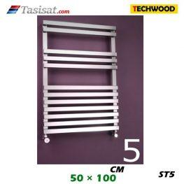رادیاتور استیل تکوود Techwood سایز 50*100 مدل ST5
