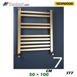 رادیاتور استیل تکوود Techwood سایز 50*100 مدل ST7