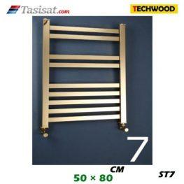 رادیاتور استیل تکوود Techwood سایز 50*80 مدل ST7