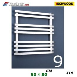 رادیاتور استیل تکوود Techwood سایز 50*80 مدل ST9