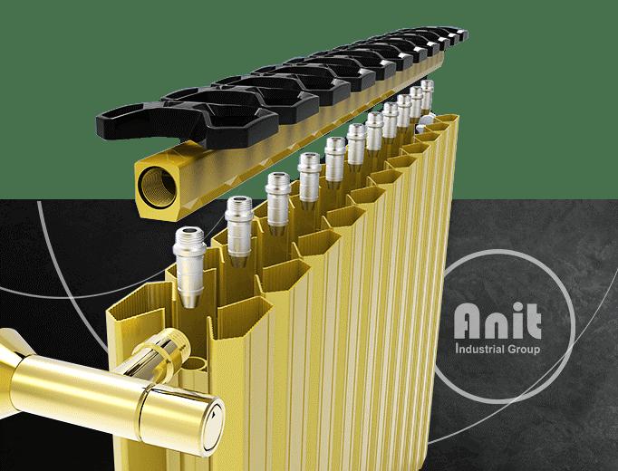 کاربرد رادیاتور آنیت