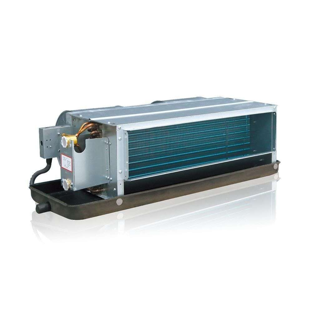 ویژگی های یونیت داخلی سقفی توکار فشار استاتیک متوسط آکس