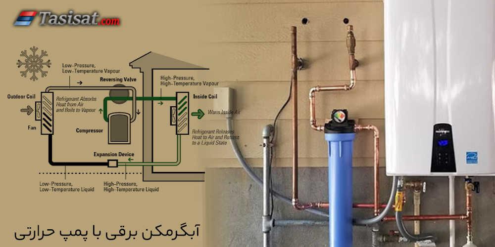 آبگرمکن برقی