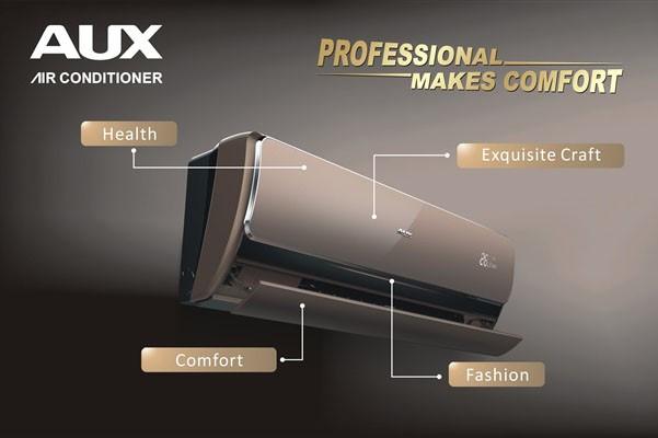 انواع کولر گازی آکس AUX