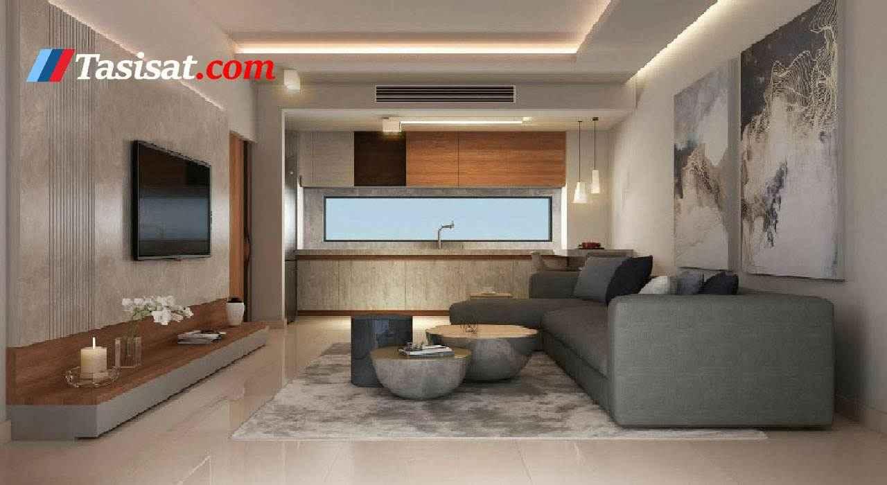 مشخصات فن کویل سقفی توکار آکس