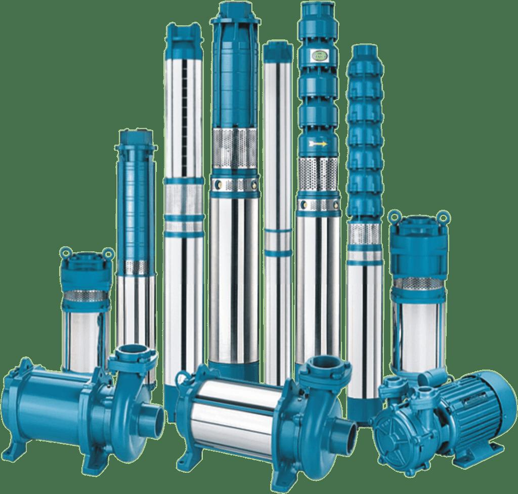 مشخصات پمپ آب شناور