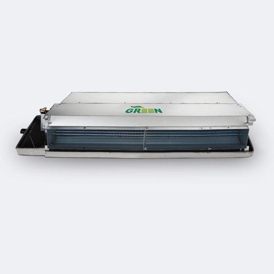 مشخصات یونیت داخلی سقفی توکار فشار استاتیک متوسط گرین