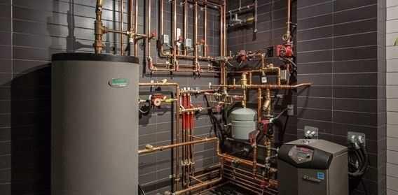 سیستم های گرمایشی
