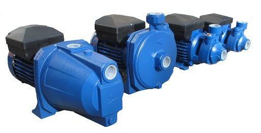 انواع پمپ آب صنعتی