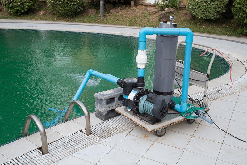 مشخصات پمپ تصفیه آب استخر