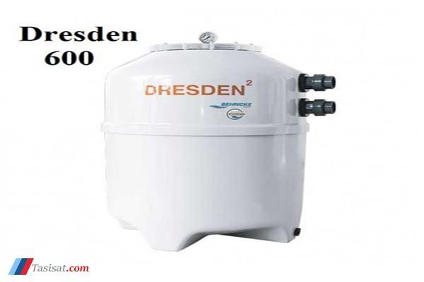 ویژگی های فیلترشنی استخر BEHNCKE مدل DRESDEN600