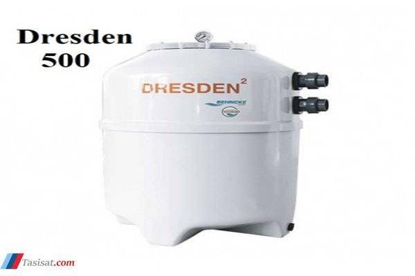 فیلتر شنی تصفیه آب استخر و جکوزی Behncke مدل 500 Dresden