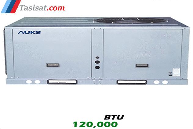 پکیج آکس AUKS، مدل TMRBT-100HWN1-R، ظرفیت ۱۲۰۰۰۰