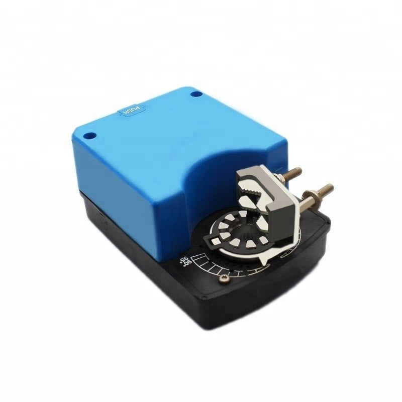 مشخصات فنی موتور دمپر
