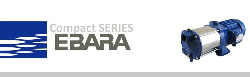مشخصات پمپ افقی طبقاتی ابارا سری COMPACT