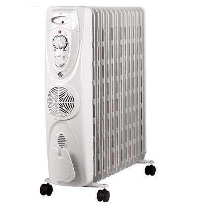 ویژگی های رادیاتور برقی میدیا