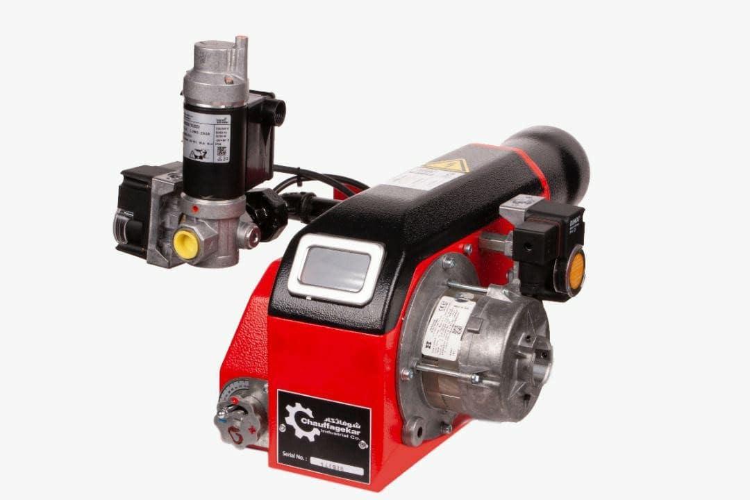 انواع مدل های مشعل گازی شوفاژکار