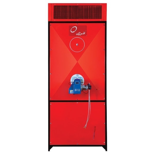 هیتر و کوره هوای گرم انرژی