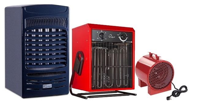 نقاط قوت دستگاه های هیتر و بخاری