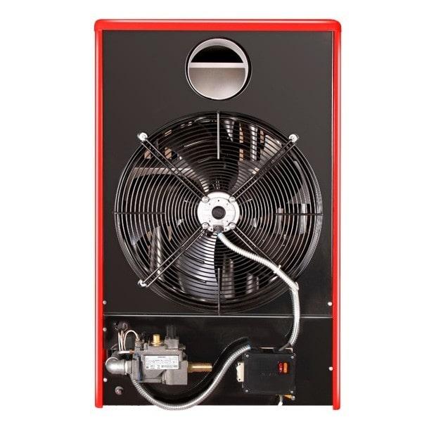 مشخصات هیتر و بخاری انرژی