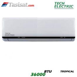 کولر گازی تک الکتریک سرد حاره ای مدل BTS-ULTRA-TROPICAL-36CT3