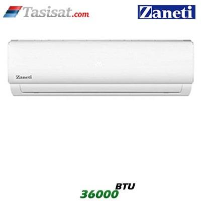 مشخصات کولر گازی دیواری 36000