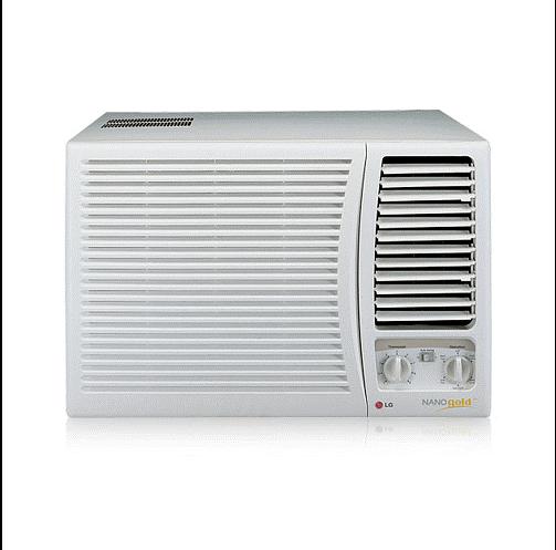 مشخصات کولر گازی پنجره ای ال جی LG