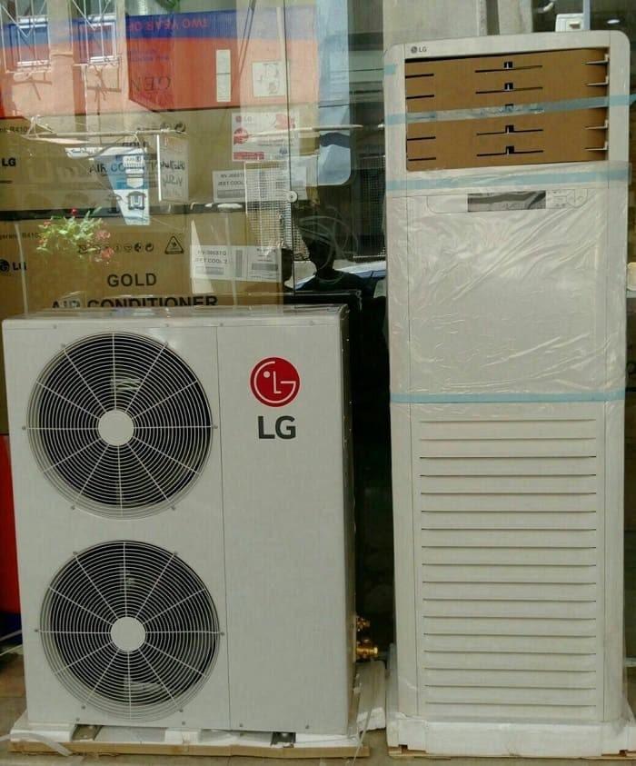 مشخصات کولر گازی ایستاده ال جی LG