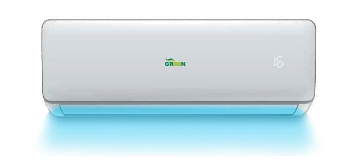 مشخصات اسپلیت و کولر گازی گرین گرید A