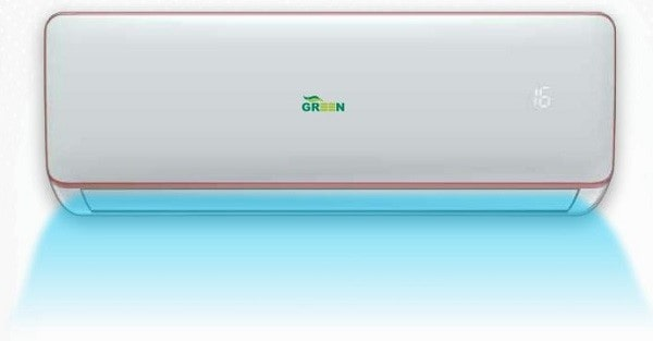 اسپیلت و کولر گازی گرین گرید B